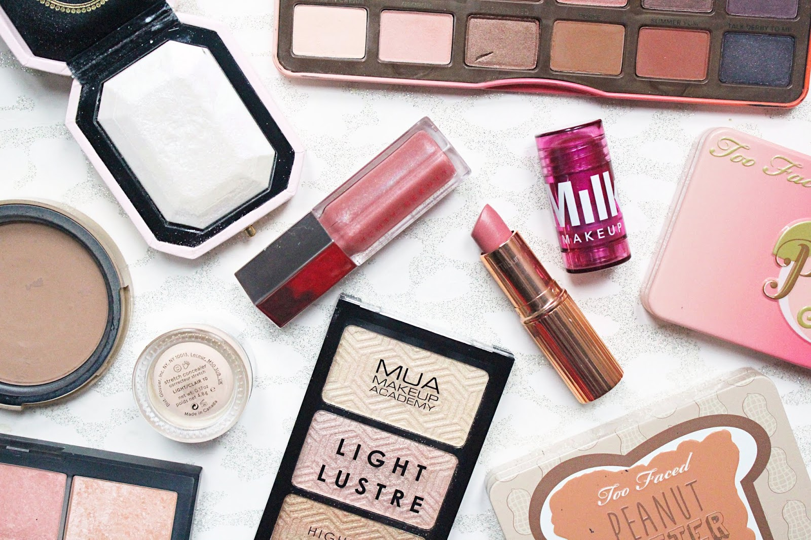 My Desert Island Makeup Picks