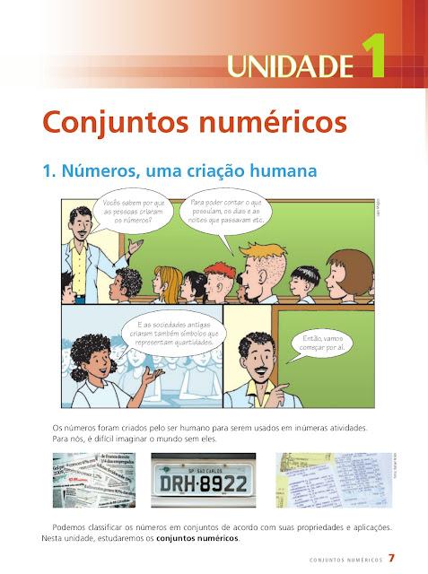 exercicios conjuntos numericos