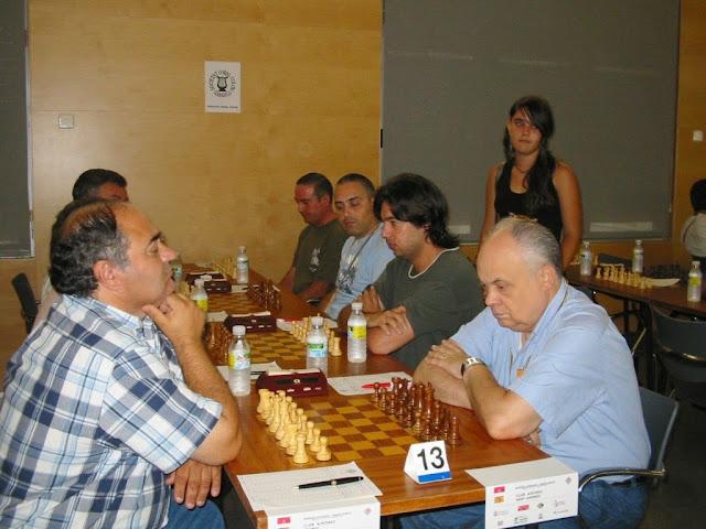 Campeonato de España por equipos, Sabadell 2007