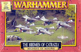 Warhammer Dogs of War the Birdmen of Catraza