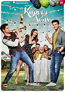 kapoor and sons film india