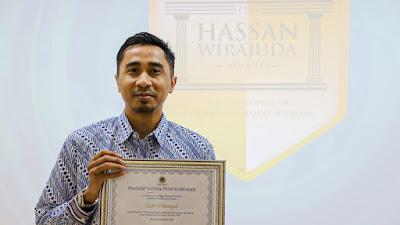Dua WNI di Rusia Terima Hassan Wirajuda Pelindungan Award Tahun 2020