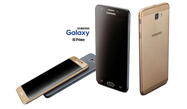 Spesifikasi dan Harga Samsung Galaxy J5 Prime