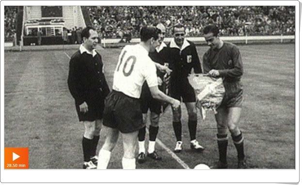 Más de 50 años de fútbol en Televisión Española