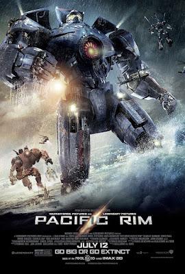 Póster película Pacific Rim - 2013
