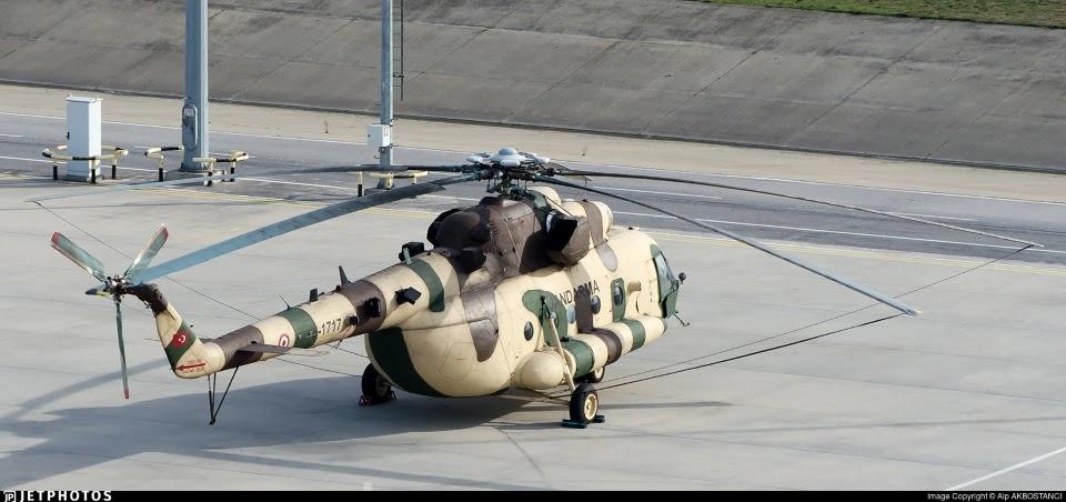 Укрспецекспорт створить у Туреччині базу ремонту Ми-17