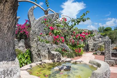 Coral Castle in Miami Florida