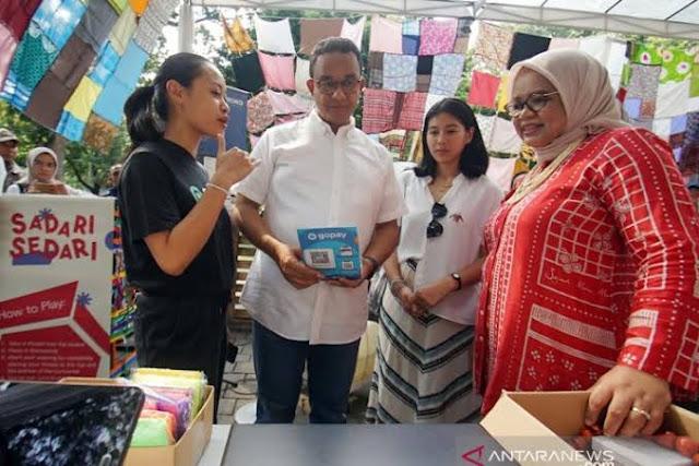 Istri Gubernur DKI Galang Dana Untuk Pendidikan Anak-anak Indonesia