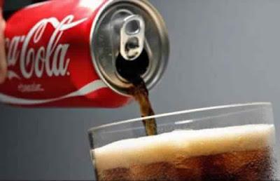 الملون البني الموجود في كوكا كولا