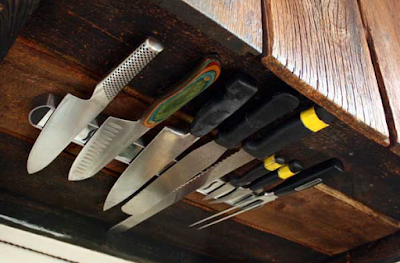5 Ways to Hide Kitchen Clutter