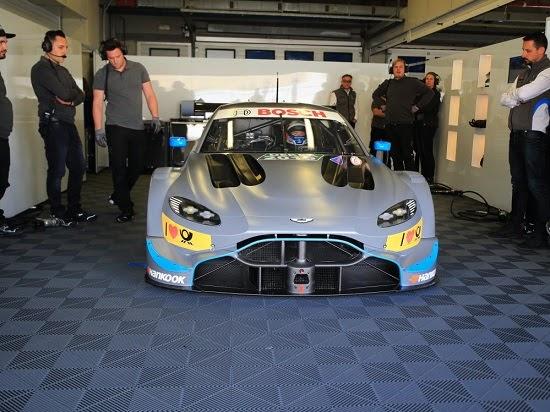 Die Zusammenarbeit zwischen R-Motorsport und HWA in der DTM ist beendet
