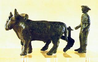 riassunto sull'agricoltura e l'allevamento degli Etruschi