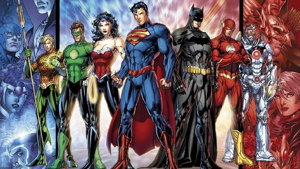 Ліга Справедливості New 52