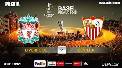 Previa Liverpool Vs Sevilla FC