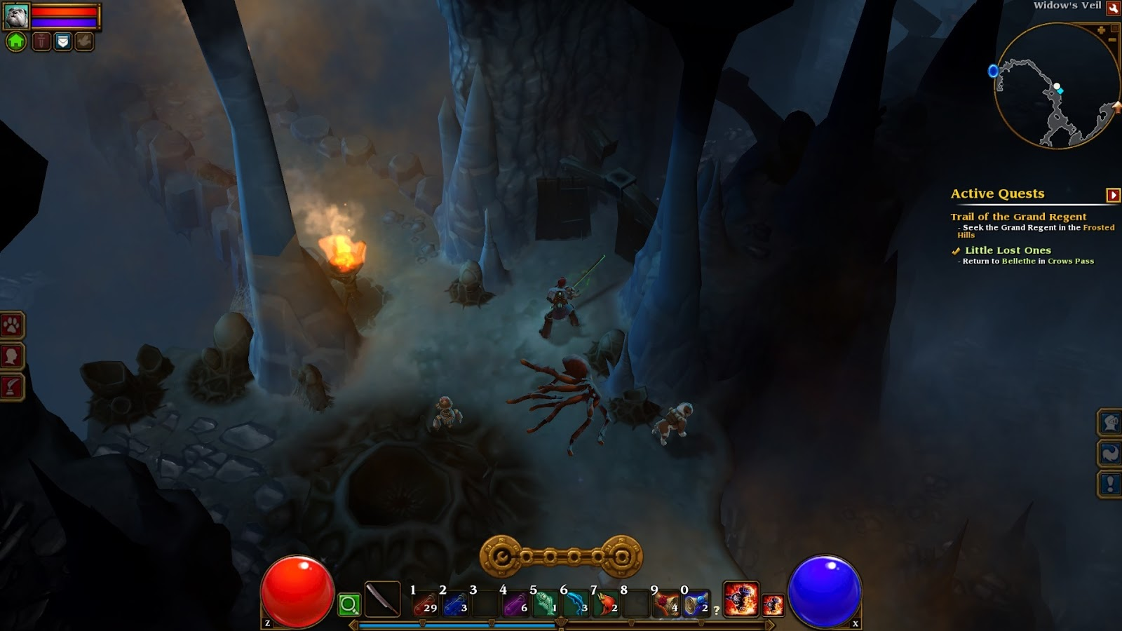 Asteria Networks Blog: Torchlight II Robot Parts Locations