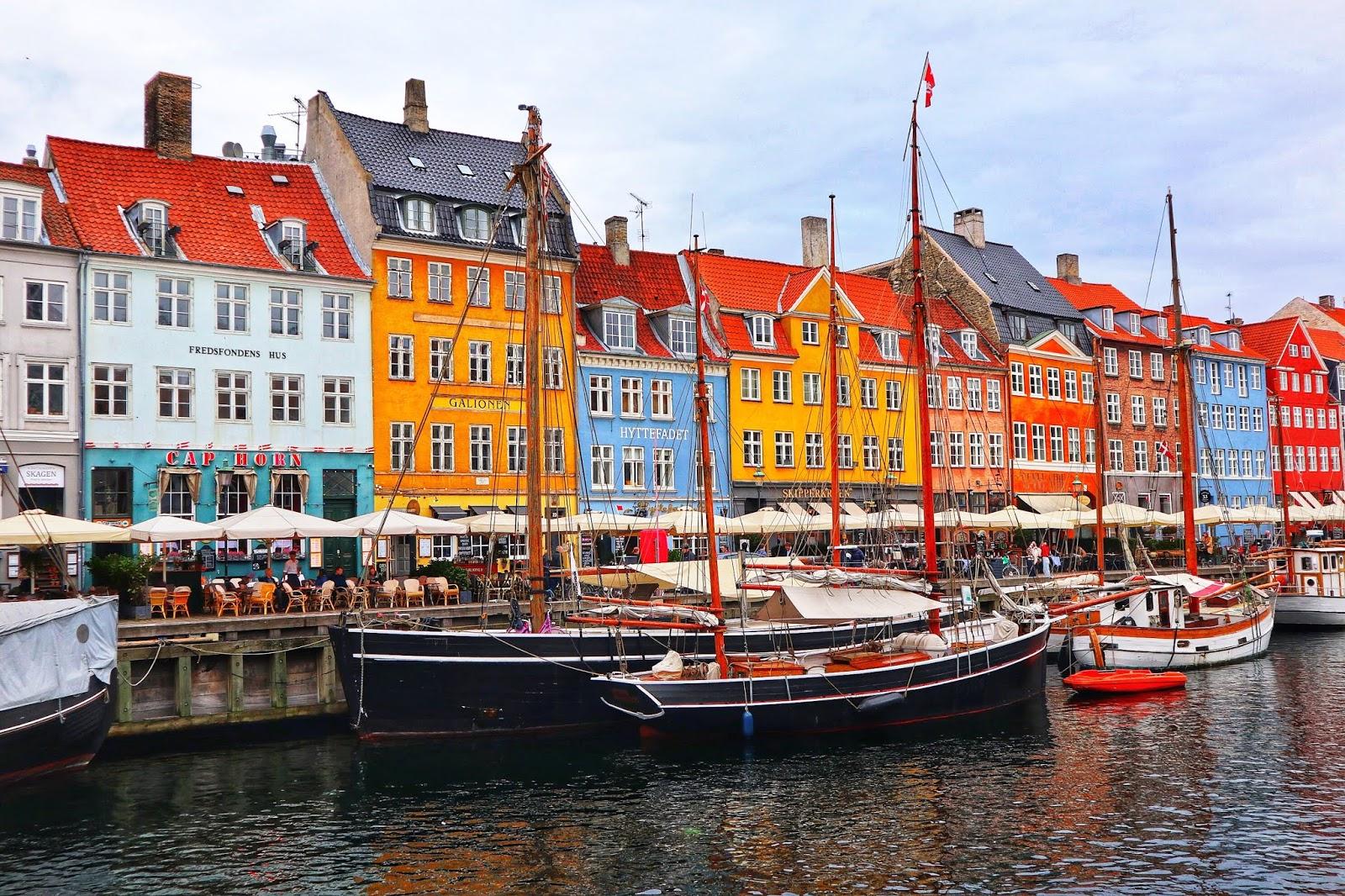 Visit Nyhavn copehagen denmark