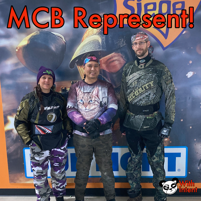 A small M. Carter Brown gathering at The Siege Paintball. A great day of making new friends and wrecking face! . . . #paintball #mcb #mcarterbrown #shootyball #withintentpb #woodlandsecurity #resurrectionautococker #emek #mechion