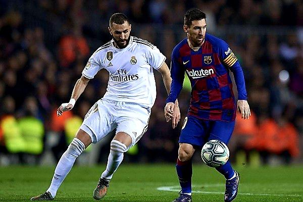 بث مباشر مشاهدة مباراة ريال مدريد وبرشلونة يلا شوت