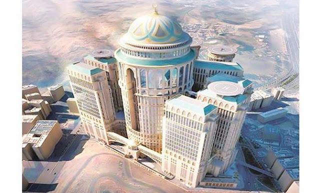 Inilah Hotel Terbesar dan Termewah di Dunia