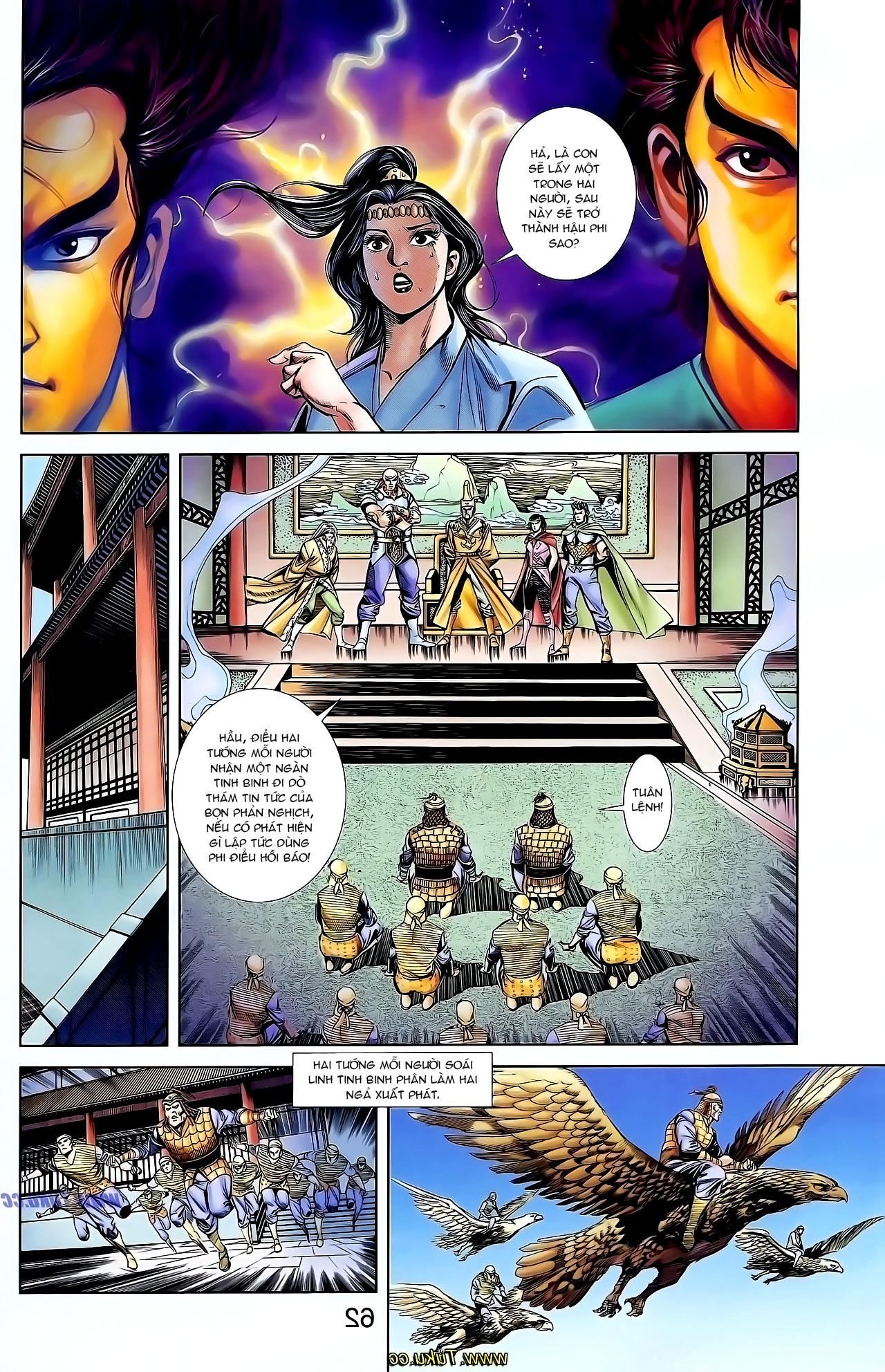 Cơ Phát Khai Chu Bản chapter 127 trang 22