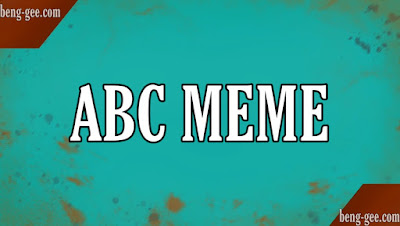ABC meme