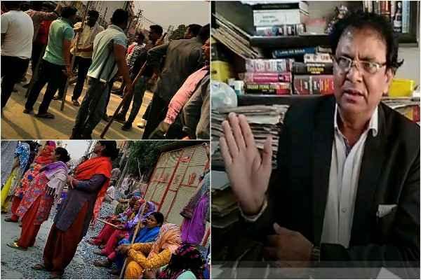 advocate-ln-parashar-appeal-mcf-shift-nit-2-c-block-poor-before-demolition