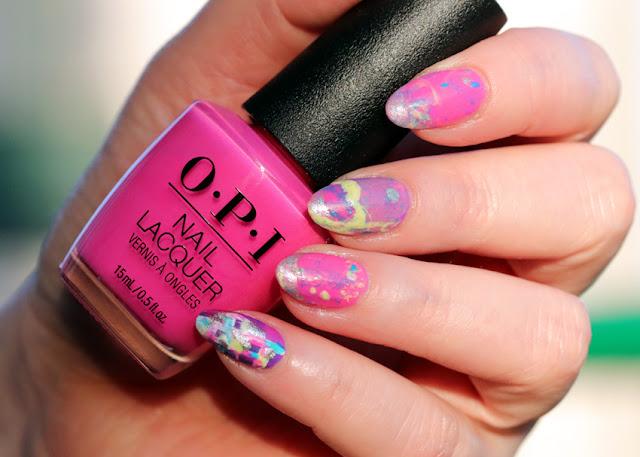 OPI V-I-Pink Passes