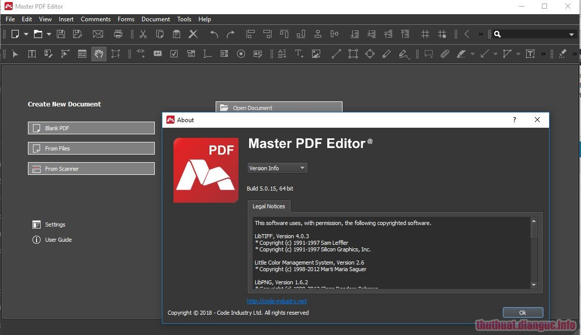 Download Master PDF Editor 5.4.30 Full Crack