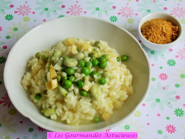 Comment faire un Risotto Vegan ?