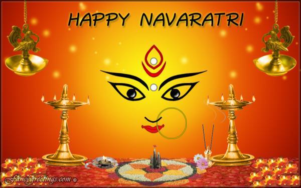 Happy Navratri 2017