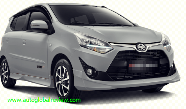 Toyota Agya Australia