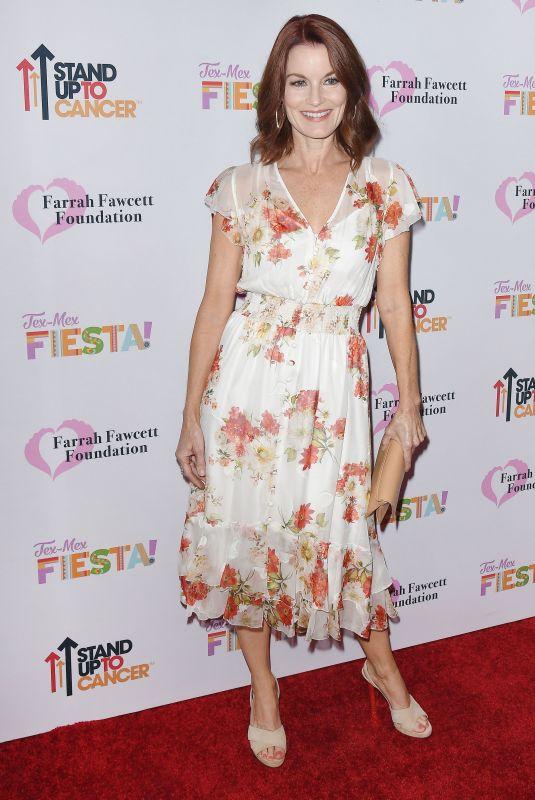 Laura Leighton Clicks at Tex-mex Fiesta at Wallis Annenberg Center in Los Angeles 6 Sep-2019