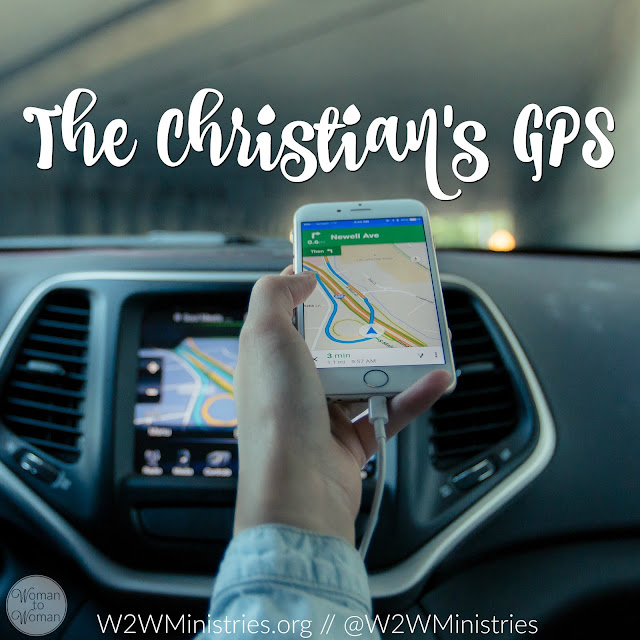 The Christian's GPS.