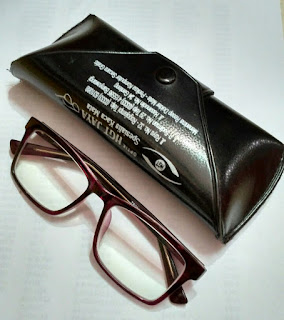 Kacamata dari BPJS Kesehatan.
