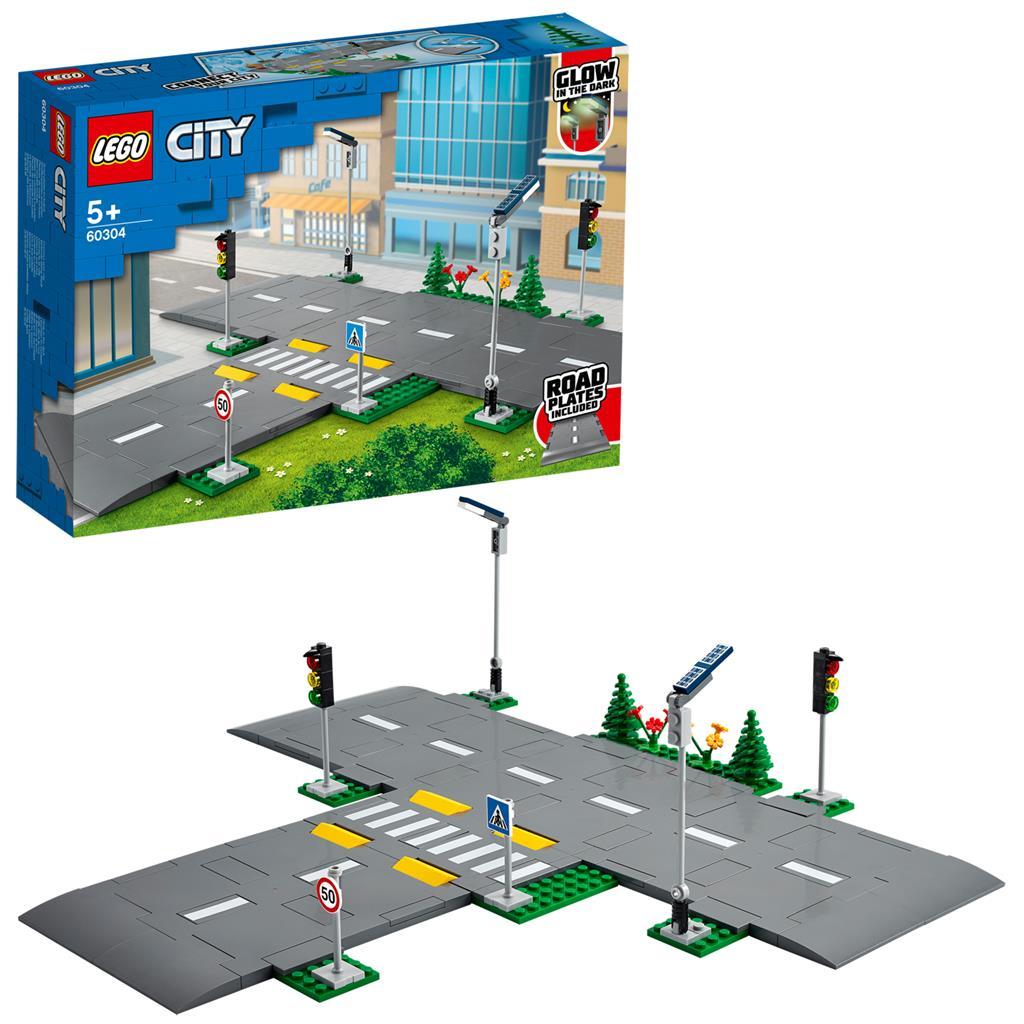 レゴ(LEGO) シティ 横断歩道 60304
