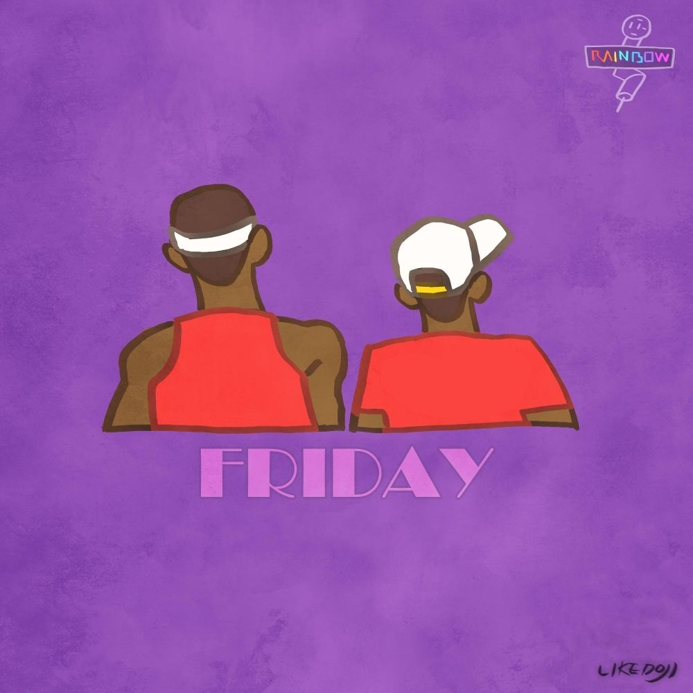 VIVA JXPsychoP – Friday (feat. Chamel) – Single