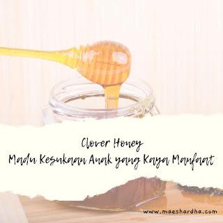 clover honey review