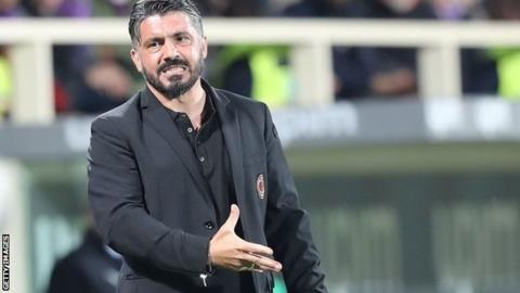 Napoli Appoint Gennaro Gattuso As New Head Coach After Sacking Ancelloti