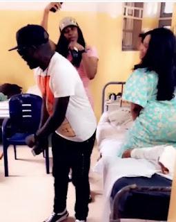 Cossy Ojiakor Dances On Hospital Bed 5