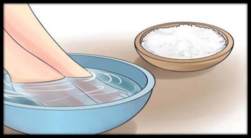 وصفة للتخلص من إرهاق الاسبوع وإزالة الجلد الزائد بالإقدام