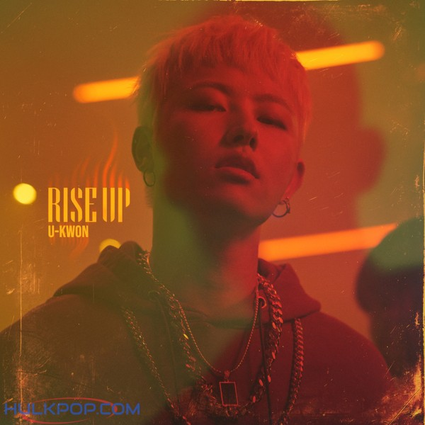U-KWON (Block B) – RISE UP – Single