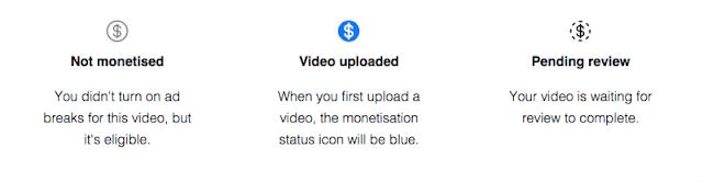 إنشاء مقاطع فيديو على فيس بوك مُحسّنة لتحقيق الدخل من الفواصل الإعلانية على فيس بوك