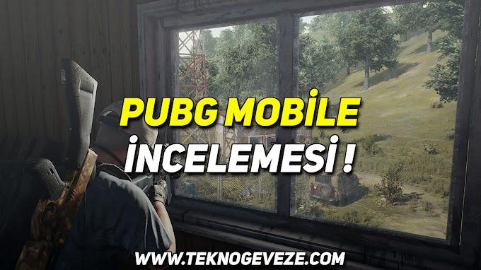 PUBG Mobile Oyun İncelemesi