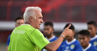PSMS Medan vs Persib Bandung: Mario Gomez Janjikan Poin Pengganti