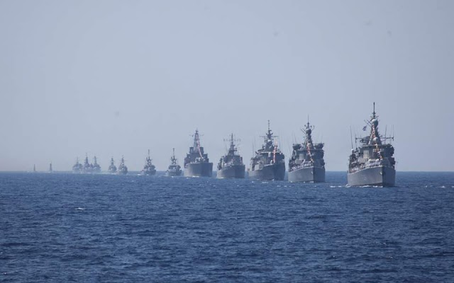 Συμφωνία Ελλάδας και Αιγύπτου: Προς αφελείς… η ισχύς των όπλων έχει πλέον τον λόγο