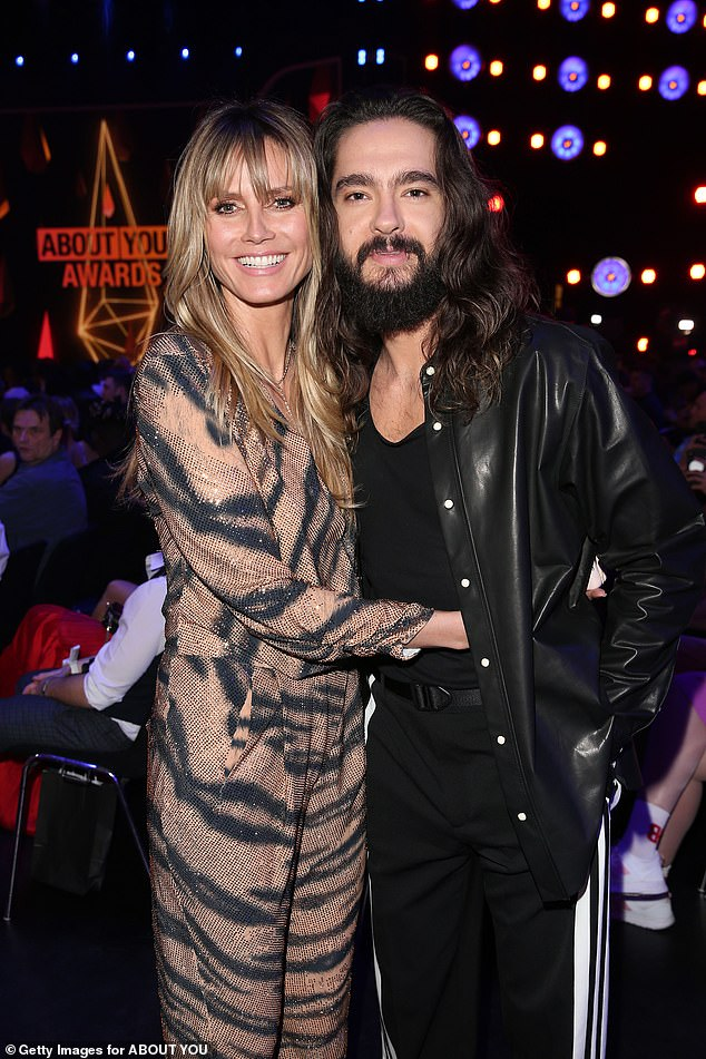 Heidi Klum admits she has 'a partner for the first time' in husband Tom Kaulitz