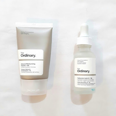 The Ordinary Hydrators and Oils