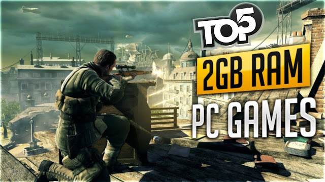 5 Amazing Games You Can Play On Almost Any PC (2GB RAM Pc)