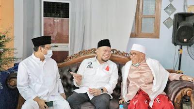 KH Idris Hamid Puji LaNyalla Karena Dua Hal Ini