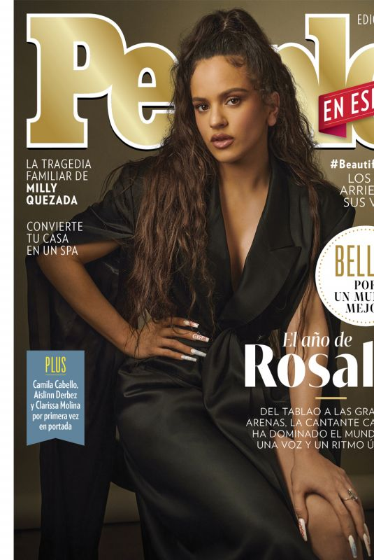Rosalía Featured For the Cover of People en Espanol - May 2020